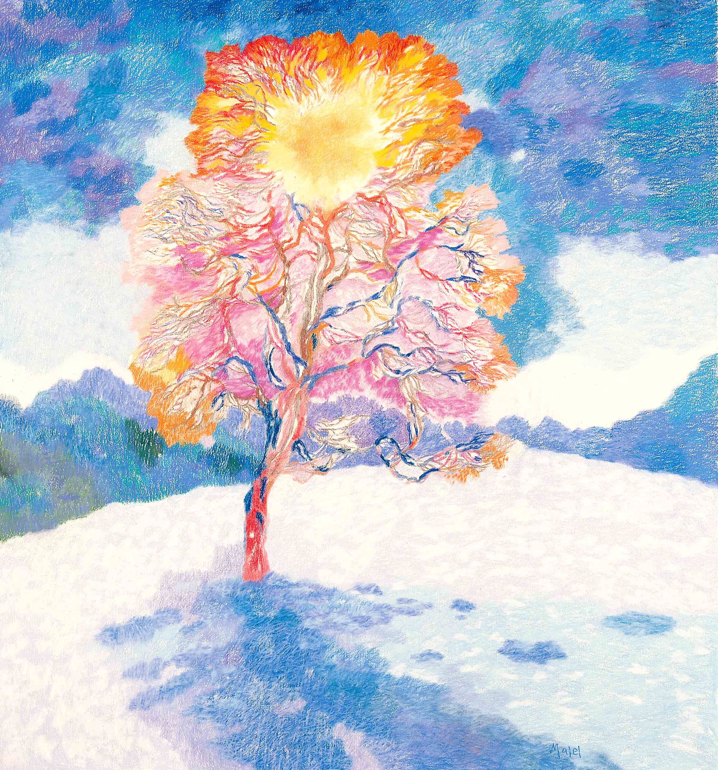 L'arbre de joie