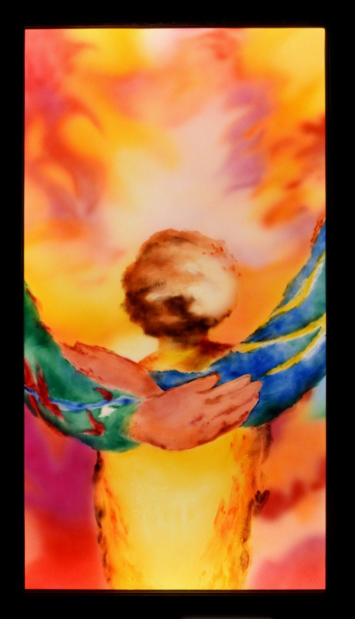 L'enfant et les mains