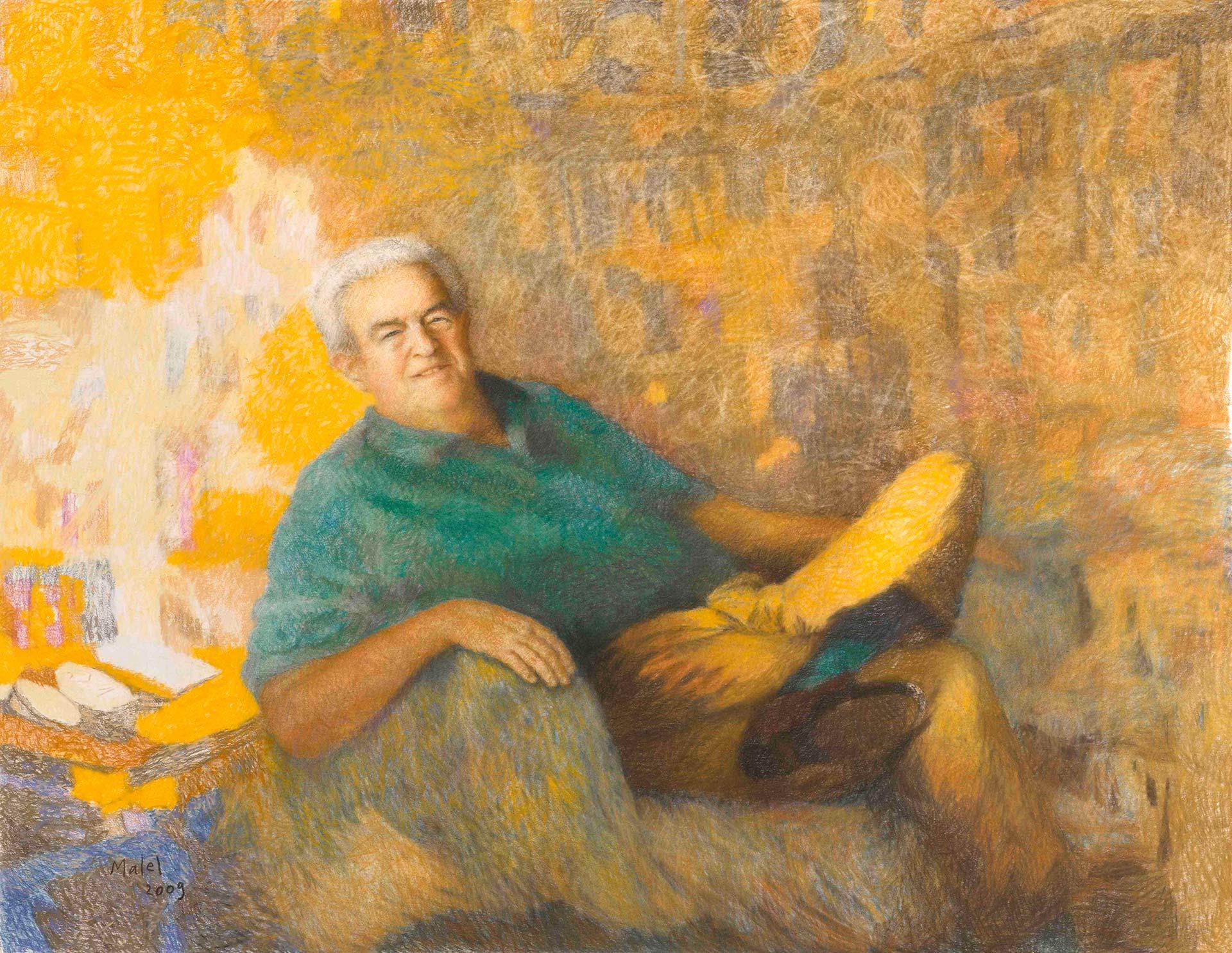 Portrait de G